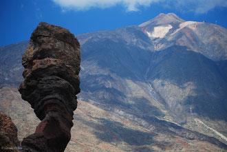 Roques de Garcia, Teide, Canarie, Tenerife