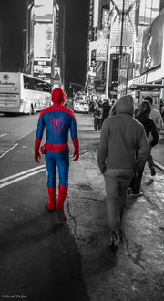 Spiderman_à_Time_Square