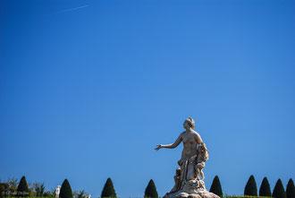 Versailles, Statue