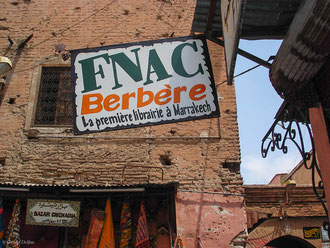 Fnac_Berbère_Maroc à Marrakech