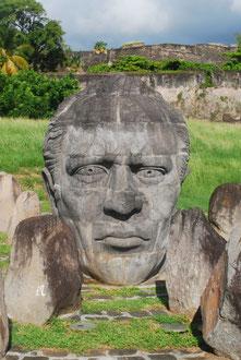 Mémoire sur l'esclavage, Fort Delgrès, Basse-Terre, Guadeloupe