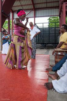Guadeloupe, Port-Louis, Beauport, Stage Ka Bwa, Jacky Jalème