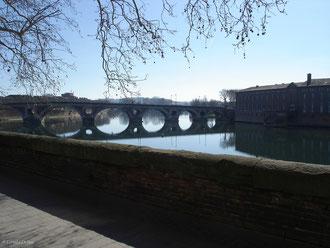 Toulouse, pont de la Garonne