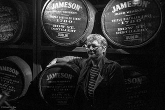 Irlande, Dublin, musée Jameson
