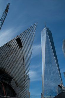 New_York, Manhattan, One World Trade Center