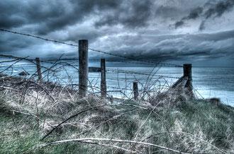Irlande du Nord, côte d'Antrim