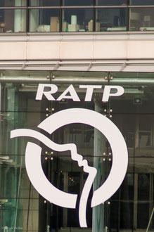 Paris, siège de la RATP à Bercy