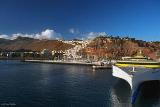 Port de San Sebastian de la Gomera Archipel des Canaries