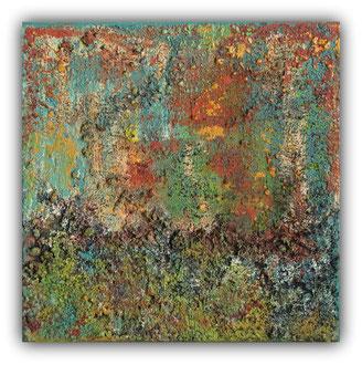 Lichen - 2017 - [25 x 25 cm]