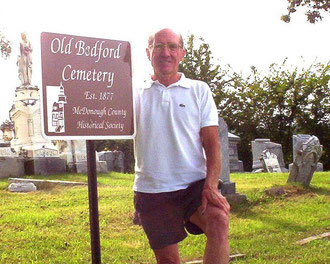 Gil Belles - Old Bedford Cemetery