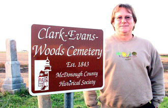 Craig L'Hommedieu - Clark-Evans-Woods Cemetery