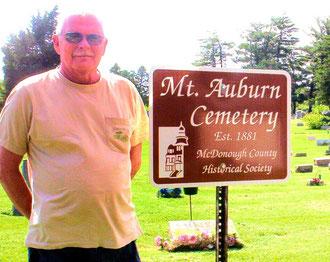 Milt Sullivan - Mt. Auburn Cemetery