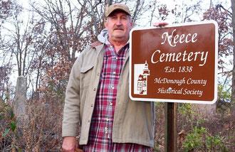 Howard Kreps - Neece Cemetery
