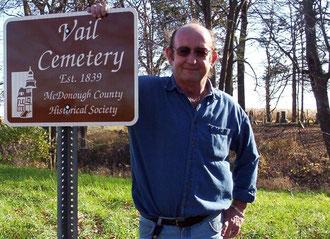 Tim Eifert - Vail Cemetery
