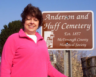 Jan Shoemaker - Anderson and Huff Cemetery
