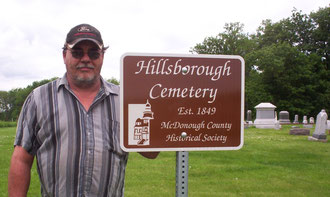 Jerry Hughes  - Hillsborough Cemetery