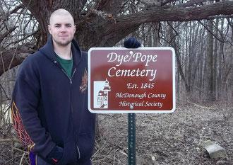 Eric Zimmerman - Dye/Pope Cemetery