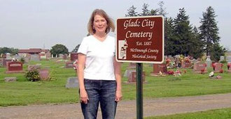 Laura Melvin - Glade City Cemetery