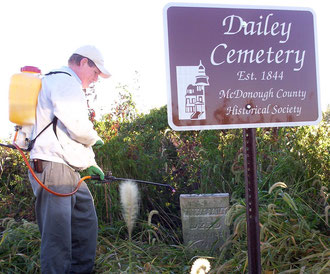 Tom Green - Dailey Cemetery