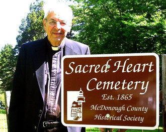 The Rev. Richard Pricco-Sacred Heart Cemetery