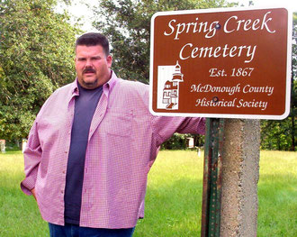 Fred Kitch - Spring Creek Cemetery