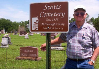 Ralph Wickert - Scotts Cemetery