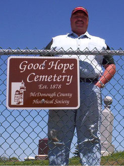 Tim Bradford - Good Hope Cemetery