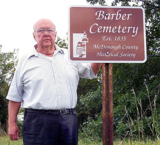 Roger Frowein - Barber Cemetery
