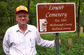 Pat Cordell - Lower Cemetery