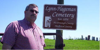 Jack Zimmerman - Lynn-Hageman Cemetery