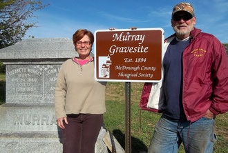 Steve and Joan Biswell - Murray Gravesite
