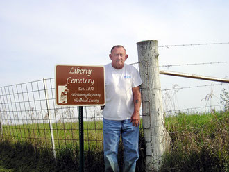 Dave Wilson - Liberty Cemetery