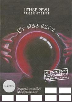 2003 - Er was eens...
