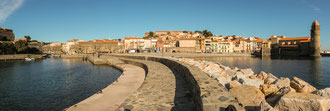 Caroline : Collioure