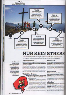 MOUNTAINBIKE Magazin 06/2018