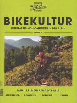 Cover BikeKultur Magazin Ausgabe 03/2018