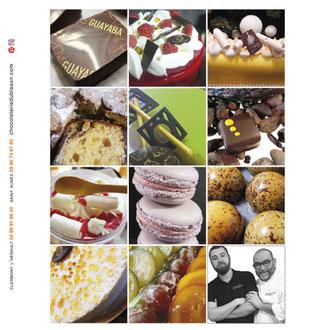 "Carte ""pochette"" Chocolaterie du Blason"