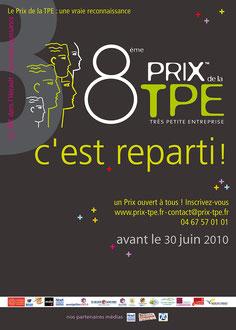 affiche Prix de la TPE