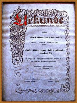60 Jahre AVB 1922