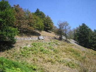 Hillclimbing, Rumänien 2007