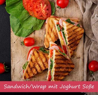 Rezept für Sandwichsosse und Wrap Sosse