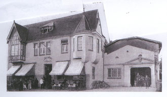 Landfrauen Bordesholm, Altes Landhaus in Bordesholm, Vereinslokal von 1950 bis 1966