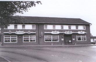 Landfrauen Bordesholm, Hotel zur Linde in Bordesholm, Vereinslokal von 1966 bis 1994