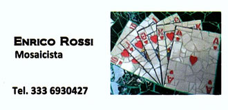 Enrico Rossi - Mosaicista