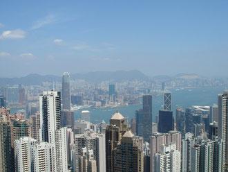 This is Hong Kong!