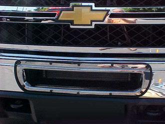 2012 Chevy Silverado Duramax Bumper Bug screen