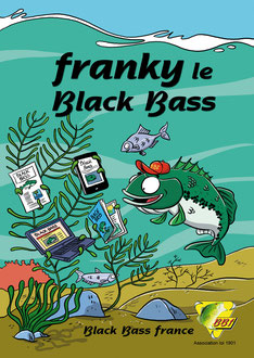 BD promotionnelle - Black Bass France