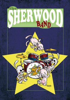 Affiche - Sherwood Band