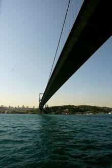 Die Brücke nach Asien