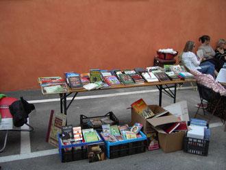 Sagra Paesana di Novazzano 2010 - vendita Libri